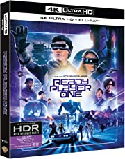Ready Player One (4k UHD + Blu-Ray)