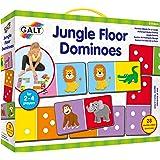 Galt Toys Dominó de suelo de la selva , color/modelo surtido