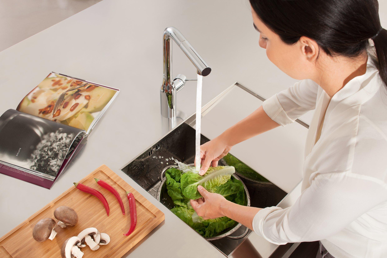 Grohe Essence – Grifo de cocina, color cromado (Ref. 30270000)