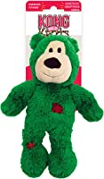 KONG Holiday Knots Wild Bears, Assorted, Small/Medium