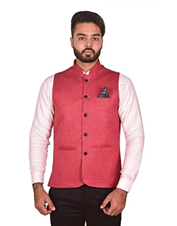 ddc9c3f5d9f Nehru Jacket: Buy Ethnic Jackets online at best prices in India ...