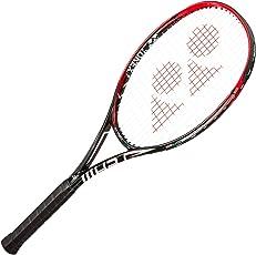 Yonex V Core SV Team Graphite Strung Tennis Racquet, 27-inch 280 g (Gloss Red)