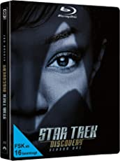 Star Trek - Discovery - Staffel 1 [Blu-ray] - Limited Steelbook Edition (exklusiv bei amazon.de)