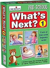 Creative Educational Aids P. Ltd. What's Next - I