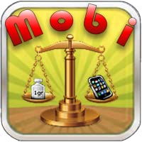 Mobi Scales Lite- Real working digital scales