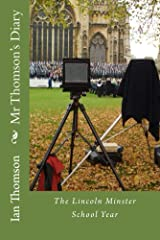 Mr Thomson's Diary Kindle Edition
