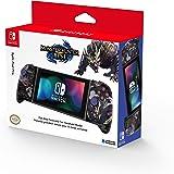 HORI Split Pad Pro, Controller ergonomico per la Modalità Portatile - Monster Hunter Rise - Ufficiale Nintendo - Nintendo Swi