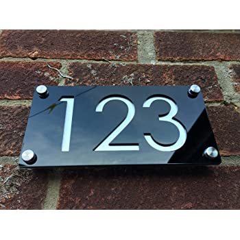 Numéro de Maison Moderne 9fb3f80158