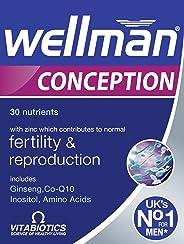 Vitabiotics Wellman Conception - 30 Tablets