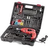 Bosch Skil 6513 JJ 550 watts 13 mm Impact Drill Machine (138 Pieces)