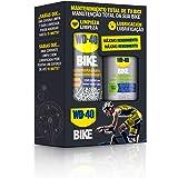 WD-40 BIKE - Bipack Mantenimiento Cadenas Bicicleta en Ambiente Seco- Spray 500ml + Gotero 100ml