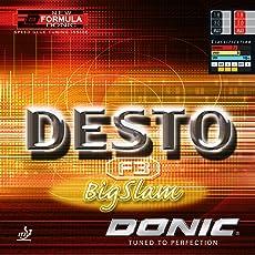 Donic Desto F3 Big Slam max schwarz