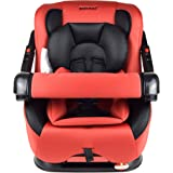 BABY PLUS Baby Car Seats, Red-Black, Pack of 1, 2020