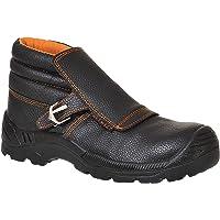Portwest FW07 – Chaussures de soudeur 38/5 S3, 38, noir
