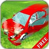 Auto-Unfall-wirklicher Simulator 2018 3d