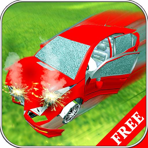 Unfall Bei (Auto-Unfall-wirklicher Simulator 2018 3d)