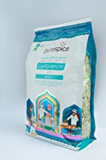 Pure Spice Natural Green Indian Cardamom Bold 1 Kg