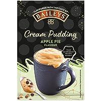 Baileys Cream Pudding Apple Pie • alkoholfrei • Pudding ohne Kochen mit dem unverwechselbaren Geschmack von Original…