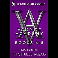 Vampire Academy Books 4-6 (English Edition)