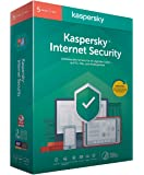 Kaspersky Internet Security 2020 Standard   5 Geräte   1 Jahr   Windows/Mac/Android   Aktivierungscode in Standardverpackung
