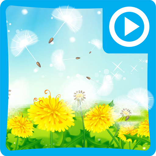 Dandelion Season Live Wallpaper Amazoncouk Appstore For Android