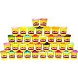 Play-Doh, Speelklei, 36 Mega Pack (36 x 85 g), Multi