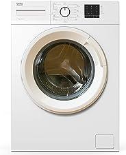 Beko 7kg Washıng Machıne 1200 RPM 15 Programs, Whıte - WC712
