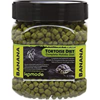Komodo Complete Holistic Tortoise Diet, Banana 170g tub