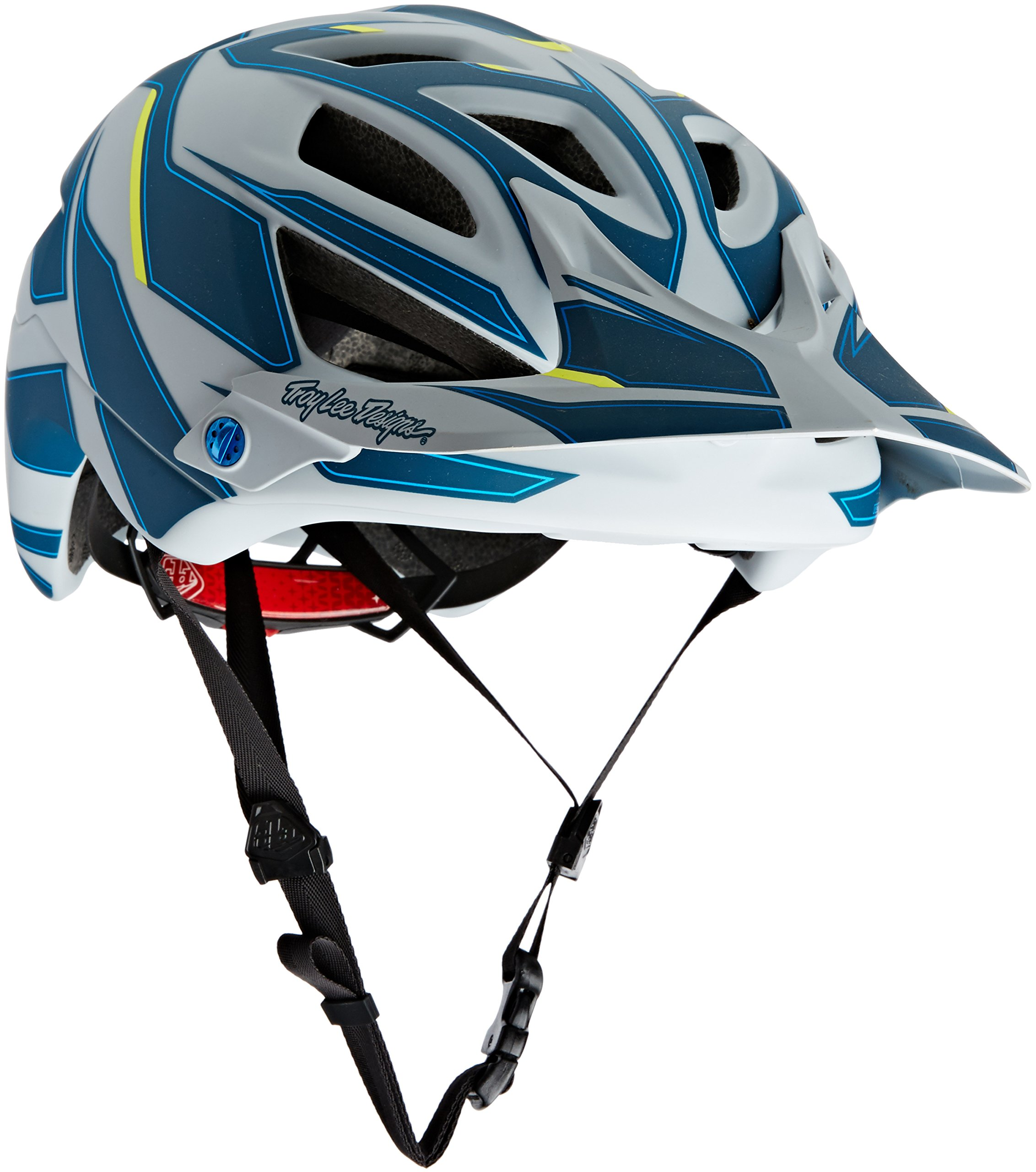 Troy Lee A1Reflex Helm grau grau XS/SM (54-56 cm)
