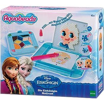 Epoch Traumwiesen Aquabeads 79748 – Kit de Bricolage Motif La Reine des  Neiges pour Enfant 4344383e52f9