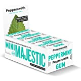 Peppersmith English Peppermint 100% Xylitol-Sweetened Chewing Gum Multipack, Sugar-Free and Good for Teeth — 12 x 15g…