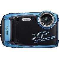 Fujifilm FinePix XP140 Fotocamera Digitale, Impermeabile 25 m, CMOS 16MP, Zoom Ottico 5x, Stabilizzatore Meccanico…
