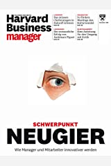 Harvard Business Manager 12/2018: Schwerpunkt Neugier Broschiert