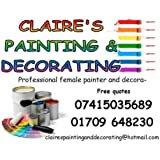 Claire's Painting