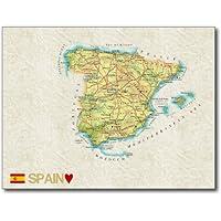 Spain routes