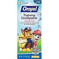 Orajel Training Little Bear Toothpste - Fruit Splash