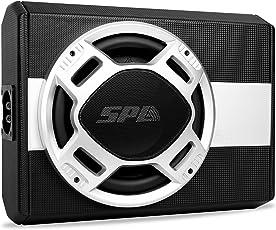 "SPL 10"" 25cm Subwoofer Bassbox passiv flach 600W"