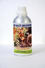 Sitrus Waste Decomposer Consortia of Decomposing Microorganism with Home Garden Nutrient Box (Multicolour)