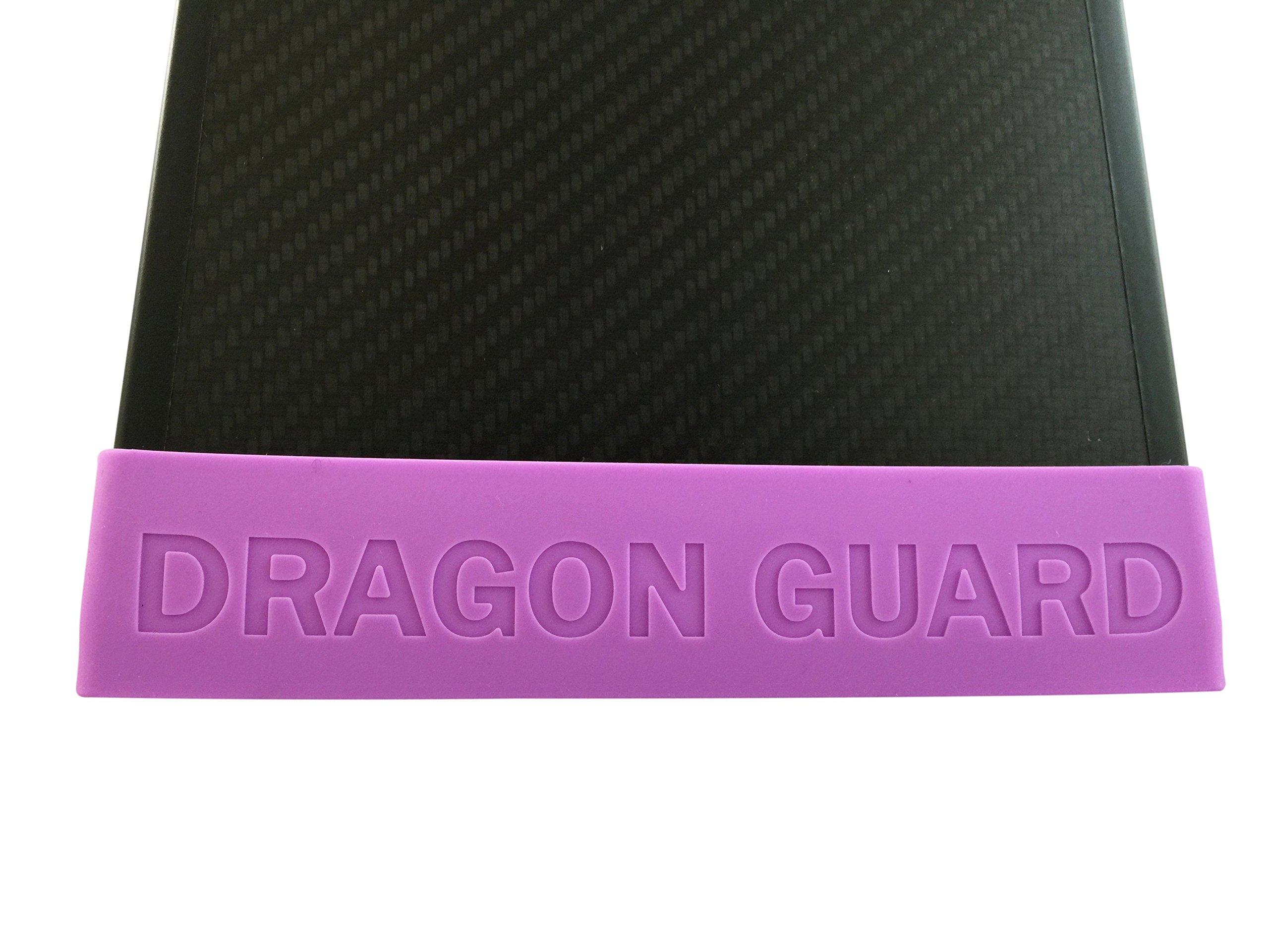 Dragon Boat Paddle punta Protector..., Purple
