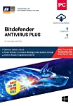 BitDefender Antivirus Plus Latest Version with Ransomware Protection - 1 User, 1 Year