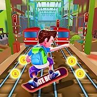 Rail Train Surfer Rush ��♀️