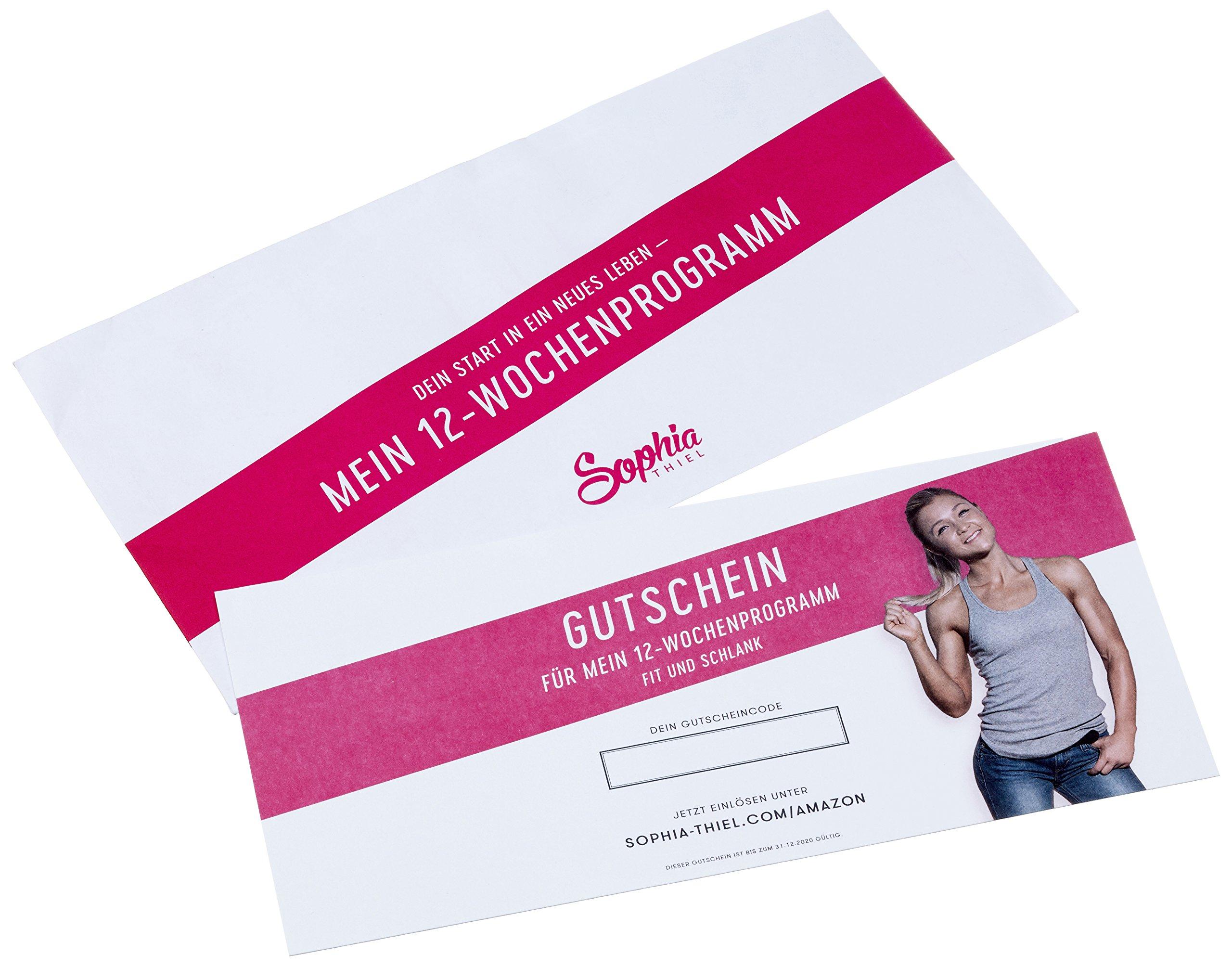 Sophia Thiel trainingsplan