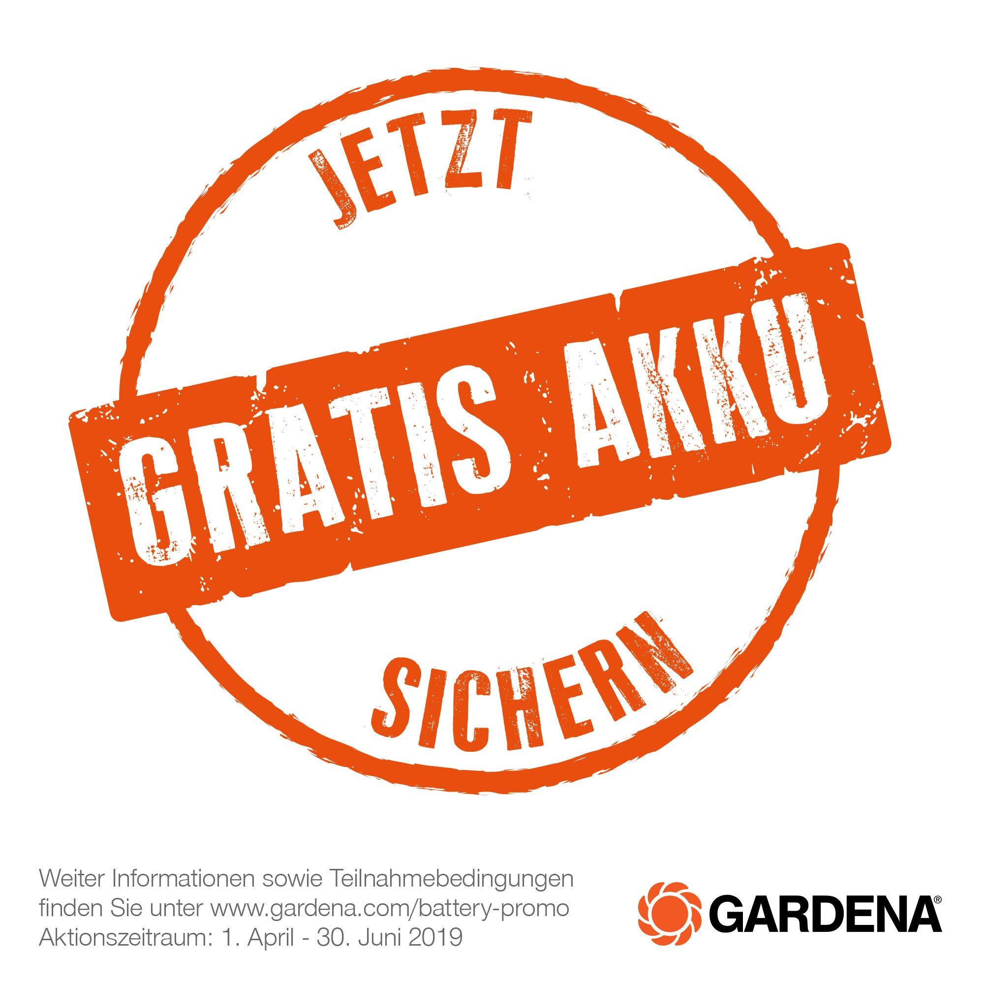 Gardena Regenfasspumpen
