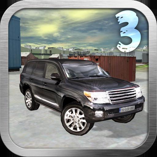 Car Simulator 3 - Offroad SUV Race 3D