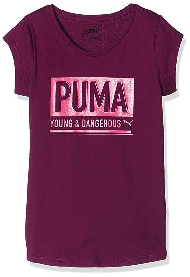 t-shirt puma ragazza