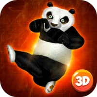 Ninja Panda Fighting 3D