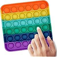 UK-STOCK | Pop Up Fidget Toy, Fidget Toys Set for Kids & Adults, Bubble Popper Fidget Toy Stress Relief Toys for Autism…