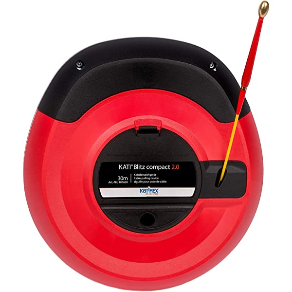 Katimex Kati Blitz Compact 2 0 30 M Das Zubehör Ist Mit Allen Produkten Der Kati Blitz Und Kabelmax Reihe Sowie Dem Schubstangen Profi Set Kompatibel Baumarkt