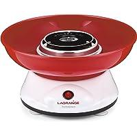 lagrange 379003 Barbapapa Machine à Barbe à Papa Rouge/Blanc 400 W