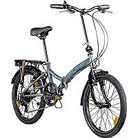 Galano Klapprad 20 Zoll Fahrrad Faltrad Metropolis Campingrad Citybike